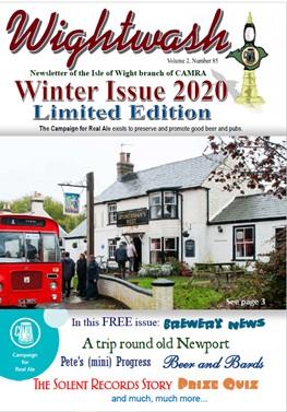 Wightwash - Winter 2020