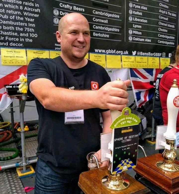 Essential Home Brewing with Andy Parker