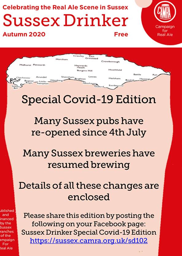 Sussex Drinker - Autumn 2020