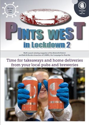 Pints West - Late 2020