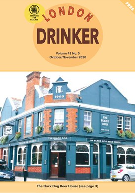 London Drinker - October/November 2020