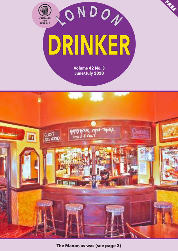 London Drinker June - July 2020
