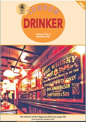 London Drinker April-May 2021