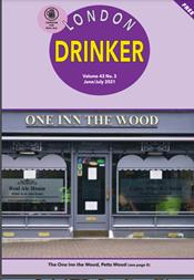 London Drinker June/July 2021