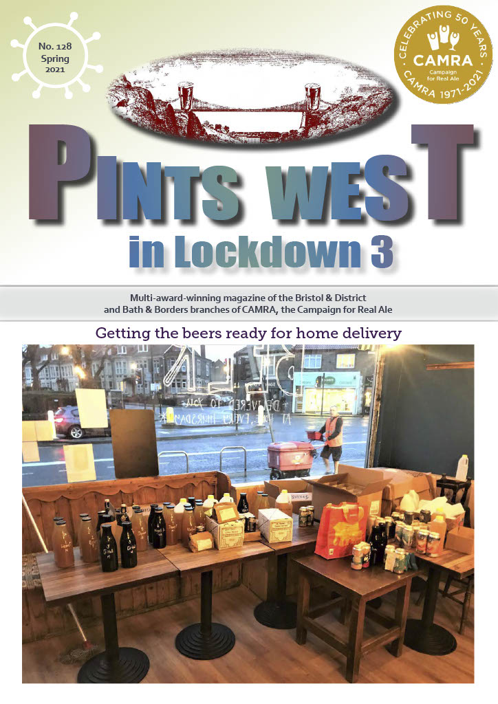 Pints West - Spring 2021