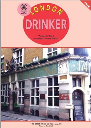 London Drinker - December/January 2020/21