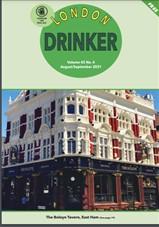 London Drinker - August/September 2021