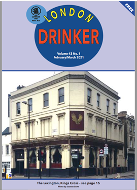 London Drinker February-March 2021